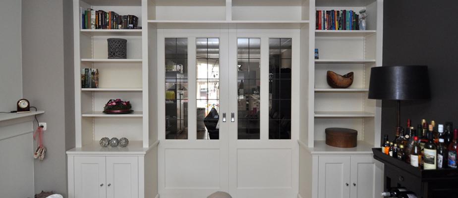 latest boekenkast op maat with boekenkast hoek